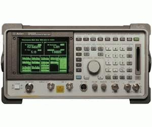 HP/AGILENT 8920B/4/13/51 TEST SET, RF COMMUNICATIONS